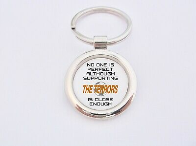 Almost Perfect Supporting Dundee United Key Fob Bottle Opener Keyring Badge Gift