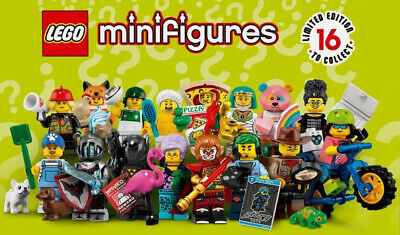 Pick your own Minifigures 🦊 LEGO 71025 Collectible Minifigure Series 19