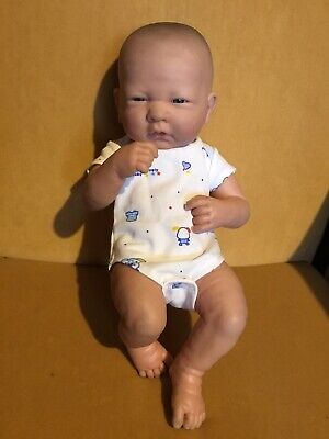 Extremely Realistic & Anatomically Correct Berenguer Vinyl Baby Doll 35cm Tall