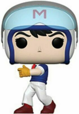PRE-ORDER Funko Pop Speed Racer Speed in Helmet Figure NIB w/ .5 mm Protector