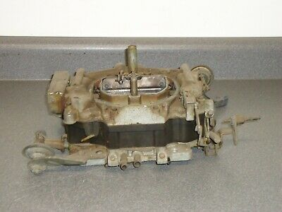 1974~1977 DODGE THERMOQUAD Remanufactured Carter 4 barrel