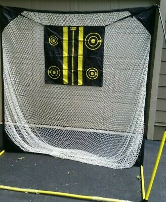 SKLZ 6ft Practice Net -Sport Baseball Golf  Soccer Football Tennis w/ target