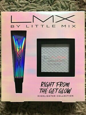 LMX by Little Mix Right from the Get Glow Highlighter Collection - BNIB