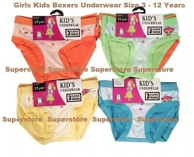 Boys/GirlKids Sports Underwear Multiple Color printed Boxer Shorts Supr Stretchy