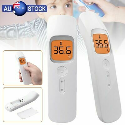Digital Infrared Laser Thermometer Adult Child Body Temperature Fever Meter