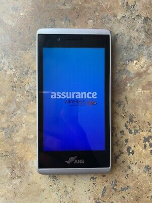 ANS UL40 SILVER (Assurance Wireless) Android Cellular Smart