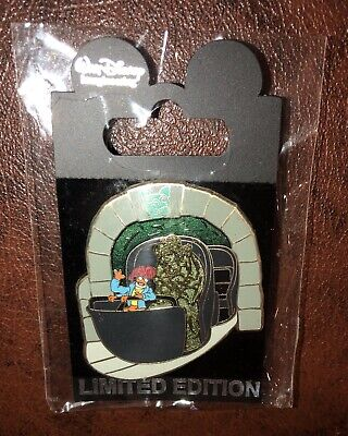 WDI Doombuggy Doom Buggy Haunted Mansion Muppets Pepe LE 250 Disney Pin
