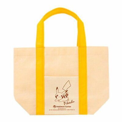 Pokemon Center Original SUMMER EVENT Mini Tote Bag Pikachu NOT SOLD IN STORES