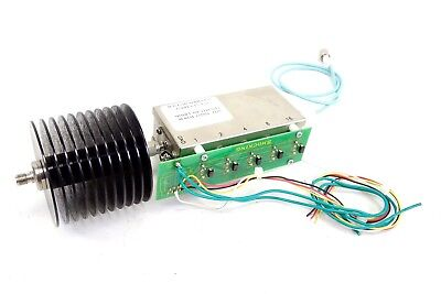 JFW Industries 50P-1210 SMA Relay Programmable Attenuator 50FHC-020-50