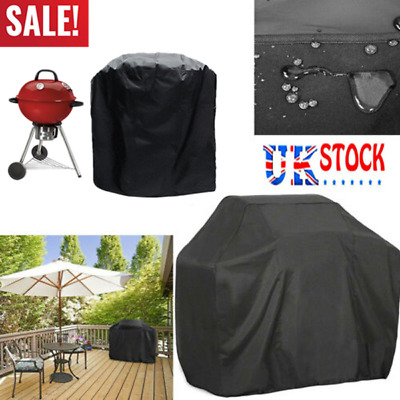Extra Large Bbq Cover Outdoor Waterproof Garden Barbecue Grill Gas Protector