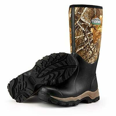 "TideWe Hunting Boot for Men, Insulated 200G Waterproof Durable 16"" Men's Hunting"