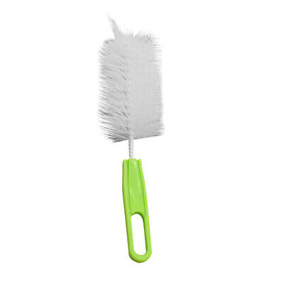 Baby Nylon Wire Milk Bottle Cleaning Brush with Long Handle for Decanter