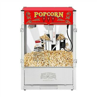 Commercial Quality 16 Ounce Oz Popcorn Popper Machine Bar Concession Table Top