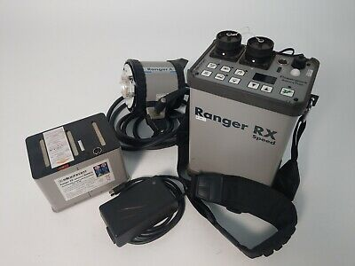 1100Ws Battery Operated Flash Elinchrom Ranger RX SPEED