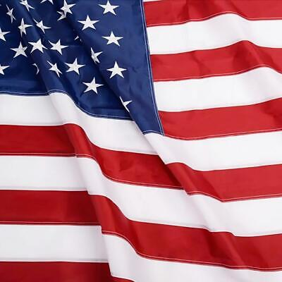 EverStrong American Nylon Flags Embroidered Stars Sewn Stripe USA Brass Grommets