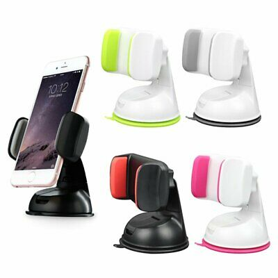 Universal Mobile Phone Holder Mount Car Windscreen Dashboard Desktop SV
