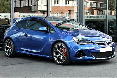 2016 Vauxhall Astra Gtc 2.0T VXR (s/s) 3dr
