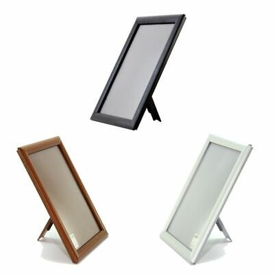 Free-Standing Snap Frames. Counter Stand Snap Frame. Poster Holder. POS. Frame