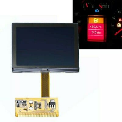 Audi TT A3 A4 A6 Jaeger LCD VDO Display Screen Dashboard Repair Replacement