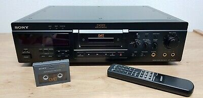 Sony DTC-ZA5ES Black High-End DAT Deck *EXCELLENT CONDITION*