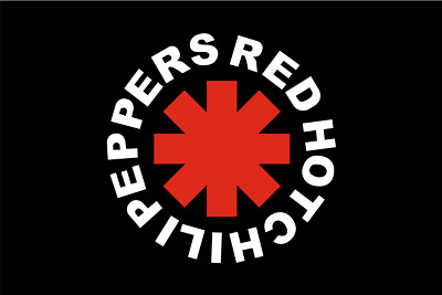 Red Hot Chili Peppers Flag 3x5 ft RHCP Rock Band Music Banner US shipper