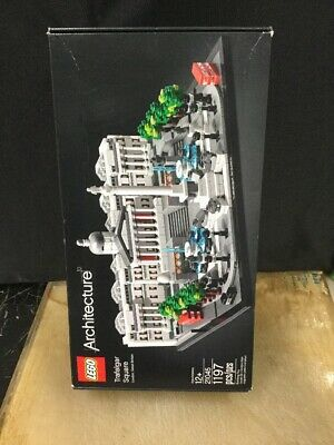Genuine LEGO Architecture Trafalgar Square (21045) 1197 Pieces Brand New Sealed