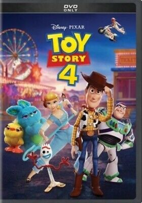 Toy Story 4 DVD BRAND NEW FACTORY SEALED - Ships 10/1 *Authentic* Free Shipping