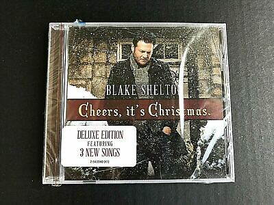 Blake Shelton Cheers Its Christmas.Blake Shelton Cheers Its Christmas Cd 3 94 Picclick