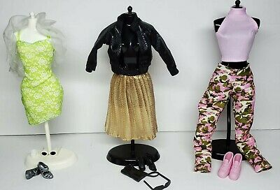 Barbie Doll Collector clothes and accessories