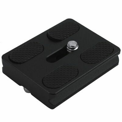 Metal PU-50 Quick Release Plate for Camera Benro B0 B1 B2 J1 N1 Tripod Ball Z9U8