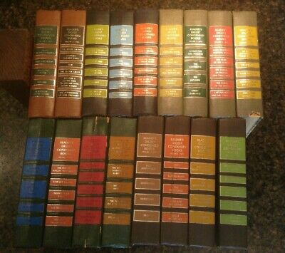 17 Readers Digest Condensed Books 1980, 1981, 1982, 1983, 1984