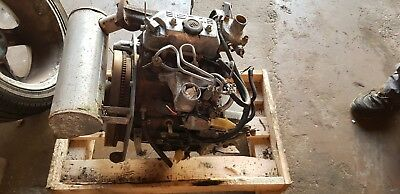 ISEKI 3 CYLINDER Diesel Engine Service Manual E3100 E3112