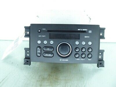 CD-Radio Suzuki Grand Vitara II (JT)  3910165JD0