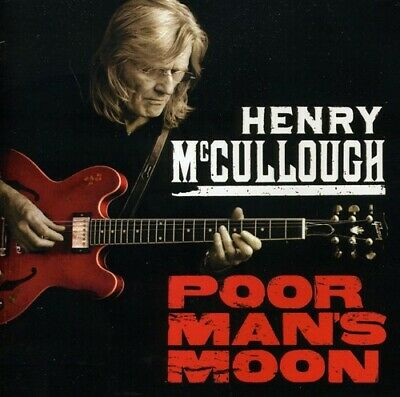 |1657522| Henry Mccullough - Poor Man'S Moon [CD] New