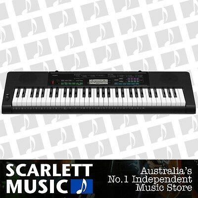 Casio CTK-3400SK 61 Note Keyboard Includes Power Adapter *BRAND NEW*