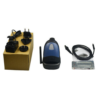 1D 2D Wireless Barcode Scanner Handheld HS3220 Cordless PDF417 For Warehouse