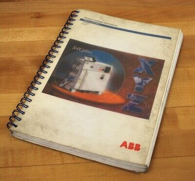 ABB 3HAC 021333-001 Product Manual, Procedures Robot Controller - USED