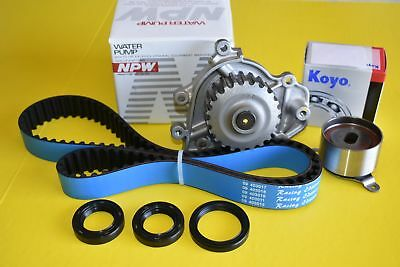 New Performance Timing Belt & Water Pump Kit B16A DOHC VTEC