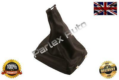 New Black Gear Stick Gaiter Boot For Vauxhall Astra 1998-2005