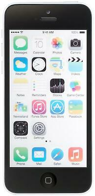 Apple iPhone 5C Sprint A1456 White 16GB Clean ESN Used Condition