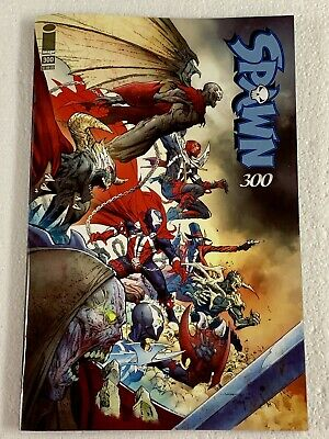 Spawn 300 Jerome Opena Cover H Variant Image Comics Todd Mcfarlane 1st She-Spawn