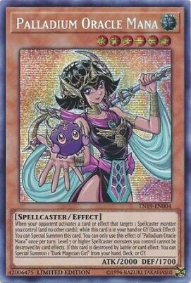 Palladium Oracle Mana (TN19-EN004) - Prismatic Secret Rare
