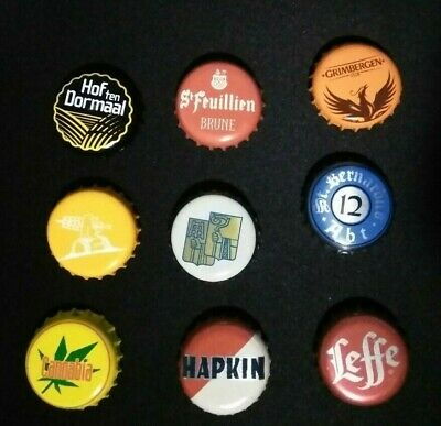 MIXED Beer Bottle Caps ((NO DENTS)) Awesome Assortment Micro Brewery