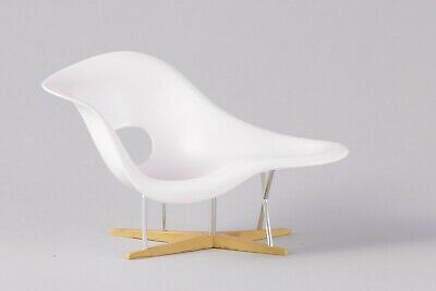 Mid century Modern Dollhouse Dining Chair By Reac 1:12 Scale Design Interior