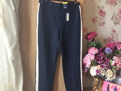 Marks and Spenser The Freya Relaxed ladies trouser Size 16 Short. New with tags