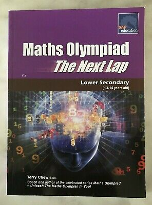 SAP Maths Olympiad Lower Secondary (13 - 14 years old)