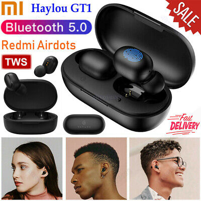 Xiaomi Haylou GT1 Redmi Airdots Earphone Touch BT 5.0 Stereo Headphones Earbuds