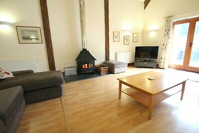 Yenworthy Barn ,Countisbury, Exmoor National Park,Sleeps 10 In 4 Bedrooms