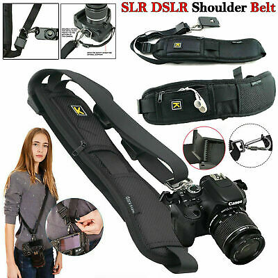 Quick Sling Camera Single Shoulder Belt Strap SLR DSLR Cameras Sony Canon Nikon
