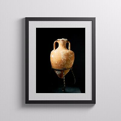 Photo Poster Large Wall Print of Ancient Roman Amphora 20' x 28' Limited Edition